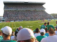 Mosaic Stadium at Taylor Field title