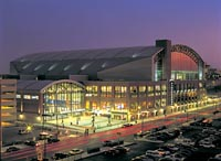 Conseco Fieldhouse image