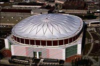 Georgia Dome image